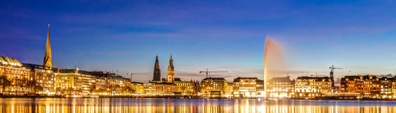 Hamburg Jungfernstieg, Datenschutzberater in Hamburg
