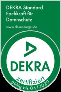 DEKRA Fachkraft für Datenschutz